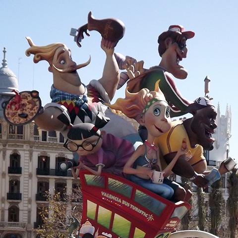 Fallas Valencia